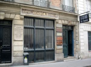 Academie de la Grande Chaumière