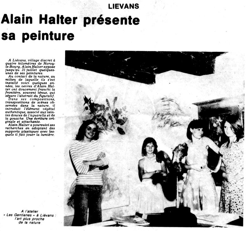 Est Républicain Vesoul, 30 juin 1976