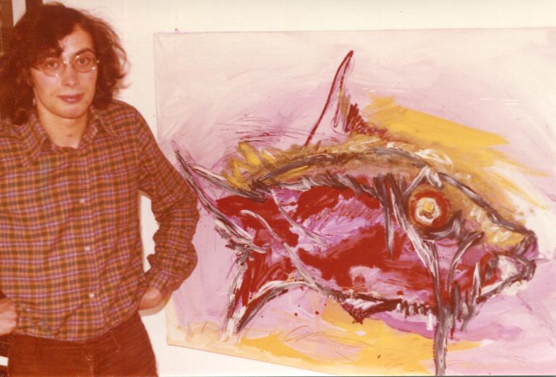 Asperg, Autosalon Winker, octobre 1977