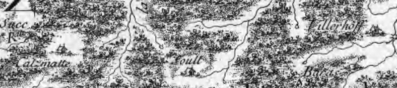 Les censes de la Catzmatte, de la Soutt et du Villerhöff