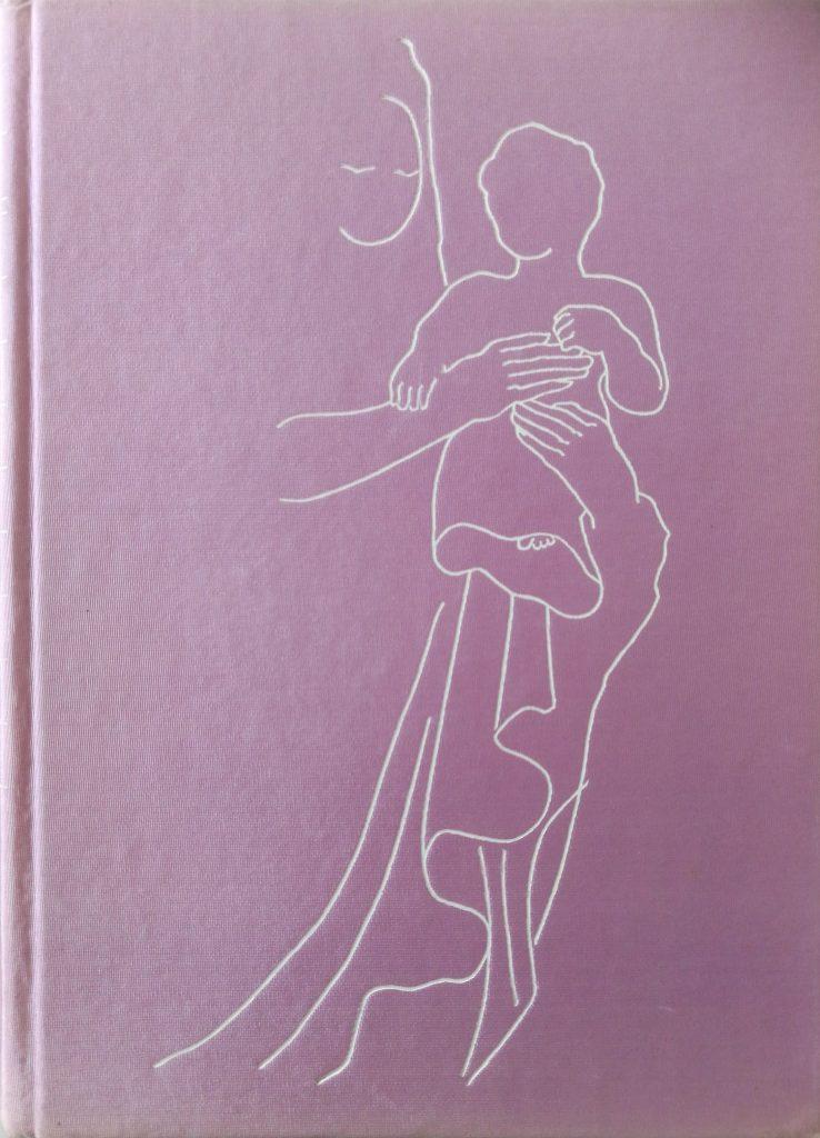 """Raymond Halter : """" La Vierge Marie dans la vie et l'oeuvre de Paul Claudel"""". Couverture."""